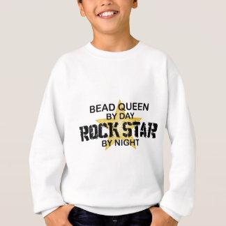 Tshirts Estrela do rock da rainha do grânulo em a noite