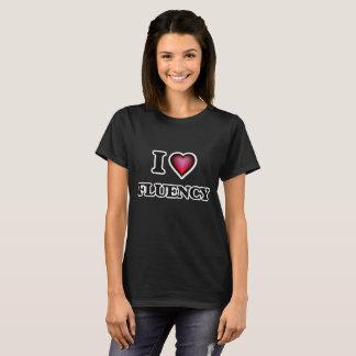 Tshirts Eu amo a facilidade