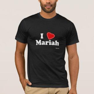 Tshirts Eu amo Mariah
