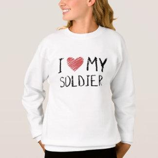 Tshirts Eu amo meu soldado