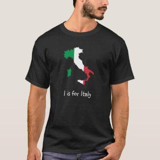 Tshirts Eu sou para Italia