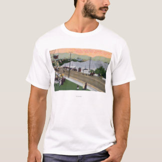 Tshirts Exposição central de Hesperides FairNorth WA