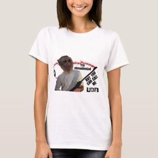 Tshirts Exposição engraçada de Ahmadinejad