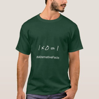 Tshirts Fatos engraçados do alternativo do hashtag da