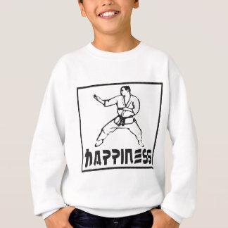 Tshirts Felicidade: Artes marciais