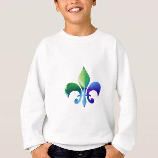 Tshirts Flor de lis:  Padrões da assinatura por Naveen