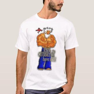 Tshirts GetCrush'd - HaveMilk!