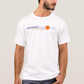 Tshirts Homepage ocidental de Texas