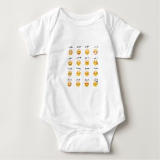 Tshirts Humor do bebê