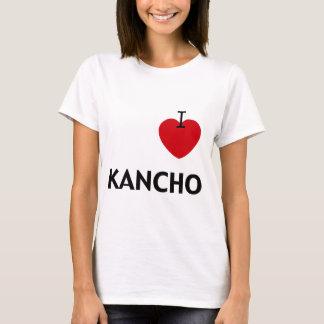 Tshirts I_Heart_Kancho_Women