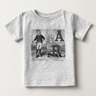 Tshirts Iniciais A do basebol e significado dos esportes
