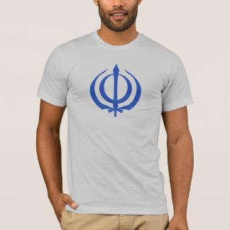 Tshirts Khanda-Azul