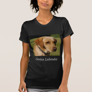 Tshirts Labrador dourado