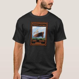 Tshirts Linhas de cruzeiros de Lovecraft: Arkham