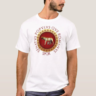 Tshirts Lobo de Capitoline