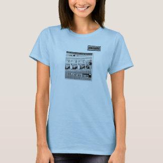 Tshirts LUZ de Randoms ABCD New York Dangerhouse do