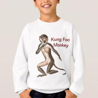 Tshirts Macaco de Kung Foo