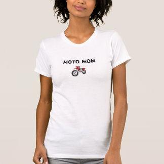 Tshirts Mamã de Moto