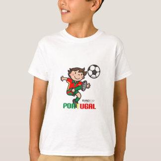 Tshirts Miúdos - euro- 2012 - Portugal