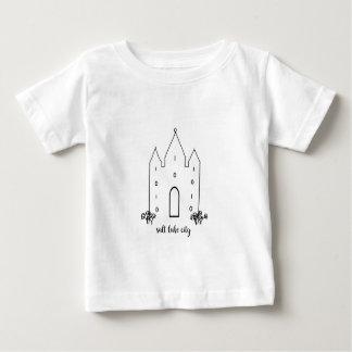 Tshirts moderno simples do templo de Salt Lake City Utá