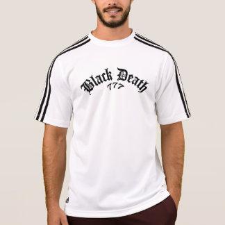 Tshirts Morte preta 777 - seus 777 (adicione seu nome)