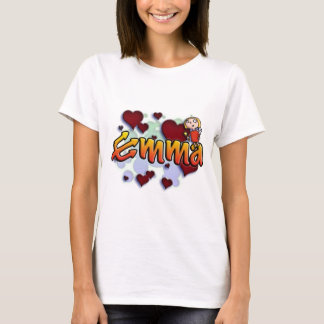 Tshirts My name is Emma