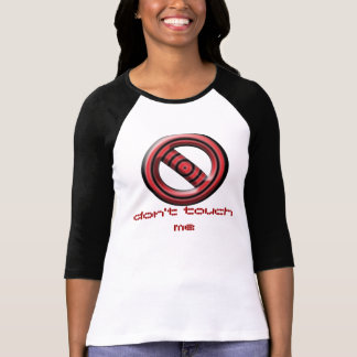 Tshirts não toque