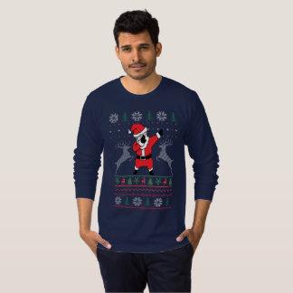 Tshirts Natal feio de toque ligeiro