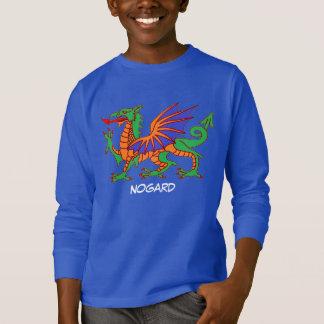 Tshirts Nogard o dragão
