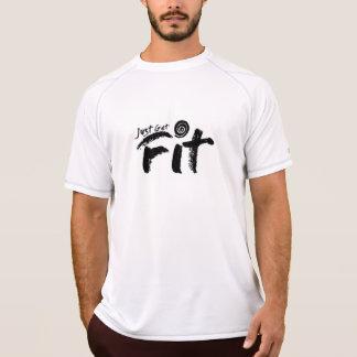 Tshirts O ajustado seco dos homens apenas obtem o T apto