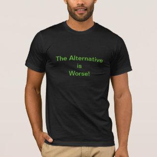 Tshirts O alternativo é mais mau!
