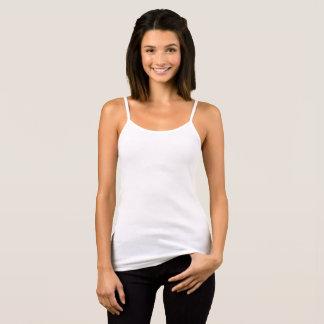 Tshirts O Bella das mulheres+Camisola de alças da correia