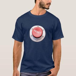 Tshirts o botão de RESTAURAÇÃO
