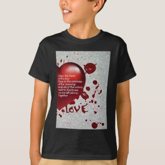 Tshirts O calor do amor
