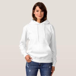 Tshirts O Hoodie básico das mulheres