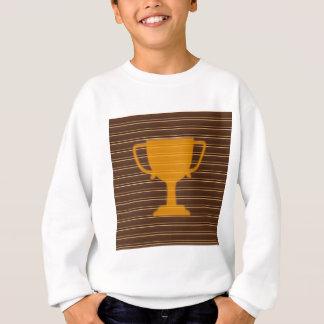 Tshirts O modelo do TROFÉU de Godl do vencedor diy