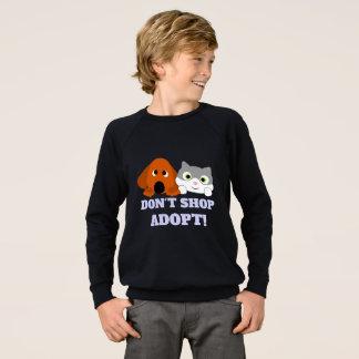 Tshirts O salvamento do cão do gato do animal de estimação