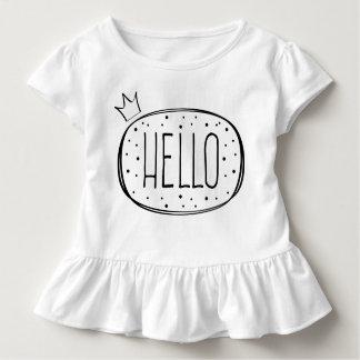 Tshirts Olá! princesa Projeto