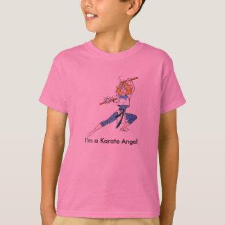 Tshirts Os anjos do karaté