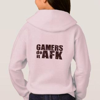 Tshirts Os Gamers fazem-no AFK