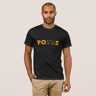 Tshirts P.P.O.S. O ouro & o bronze do Plutocrat ultra