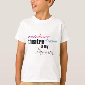 Tshirts Paixão do teatro