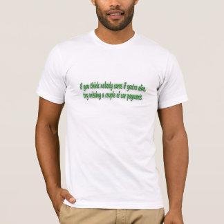 Tshirts Palavras da sabedoria