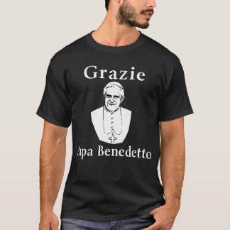 Tshirts Papa Benedict de Grazie