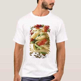 Tshirts Penne com os vegetais para o uso nos EUA somente.)