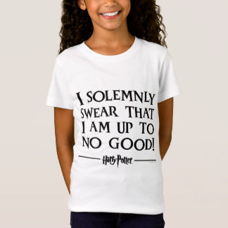 Tshirts Período   que de Harry Potter eu juro solene