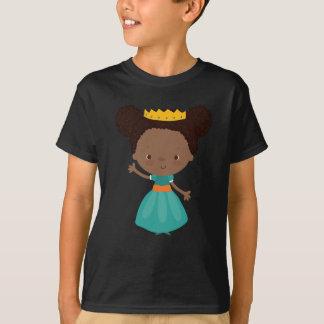 Tshirts Princesa Aida do reino do conto de fadas