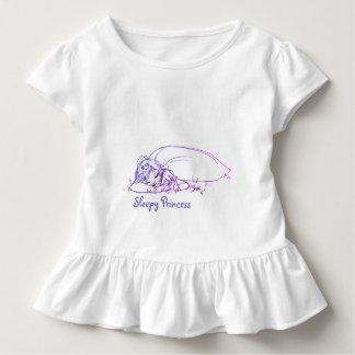 Tshirts Princesa sonolento