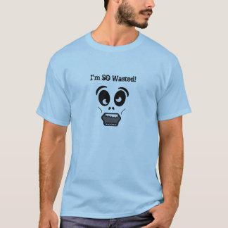 Tshirts Que desperdício