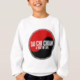 Tshirts Qui Chuan 1 de Yin Yang TAI